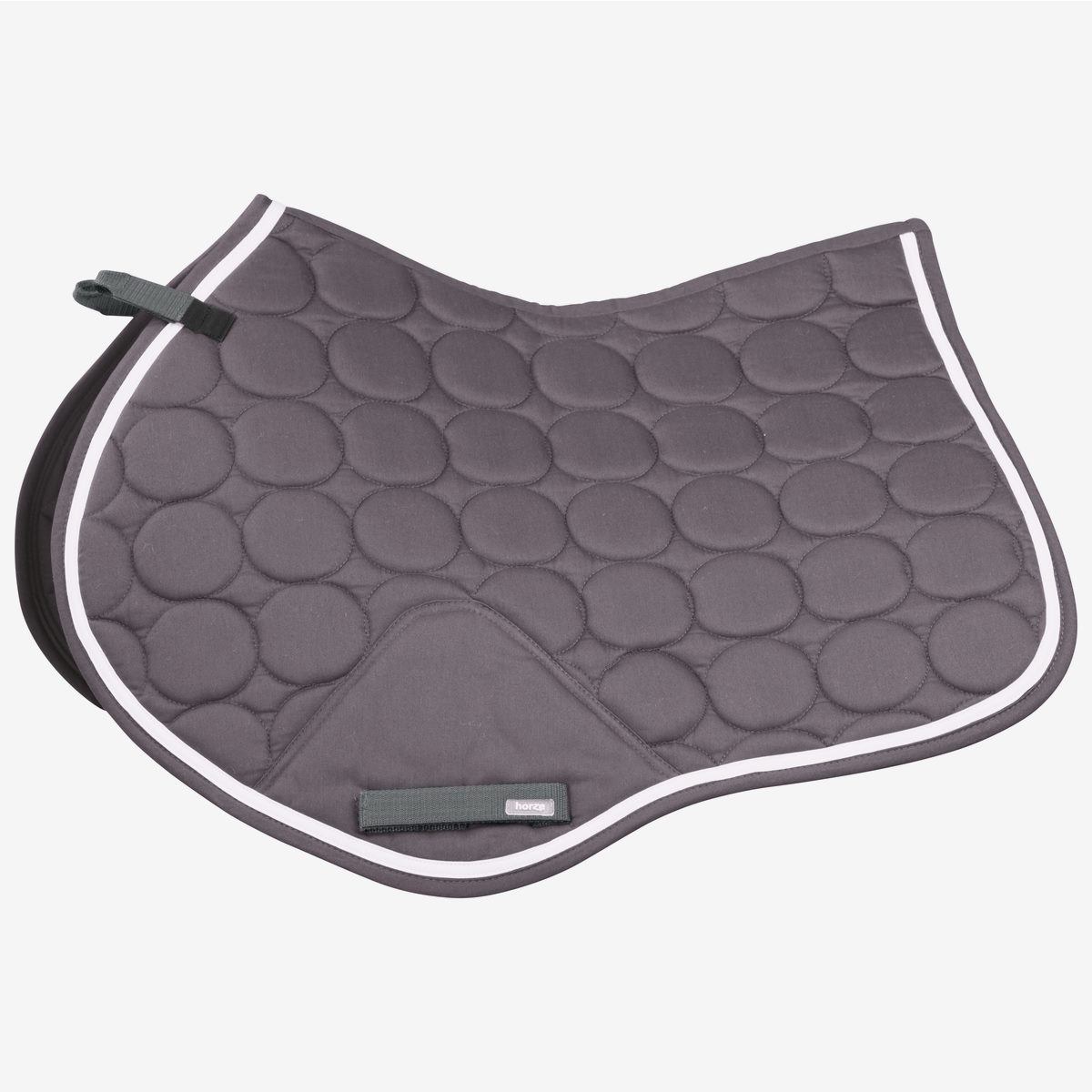 the Turner All Purpose Saddle Pad is stylish and suitable for GP and jump saddles.
