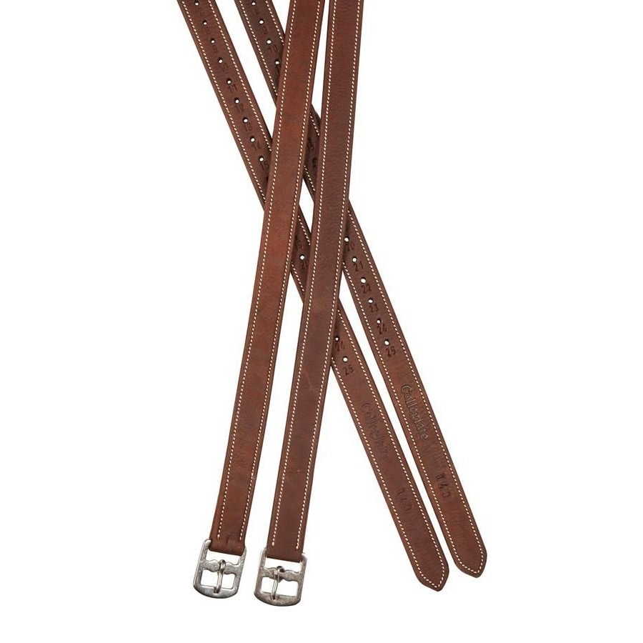 Luxe Stirrup Leather