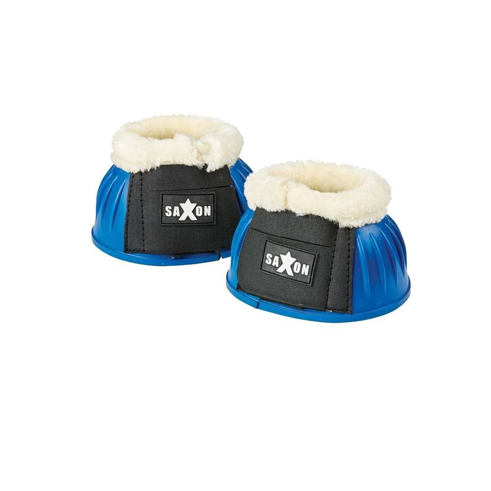 Fleece Trim Rubber Bell Boot