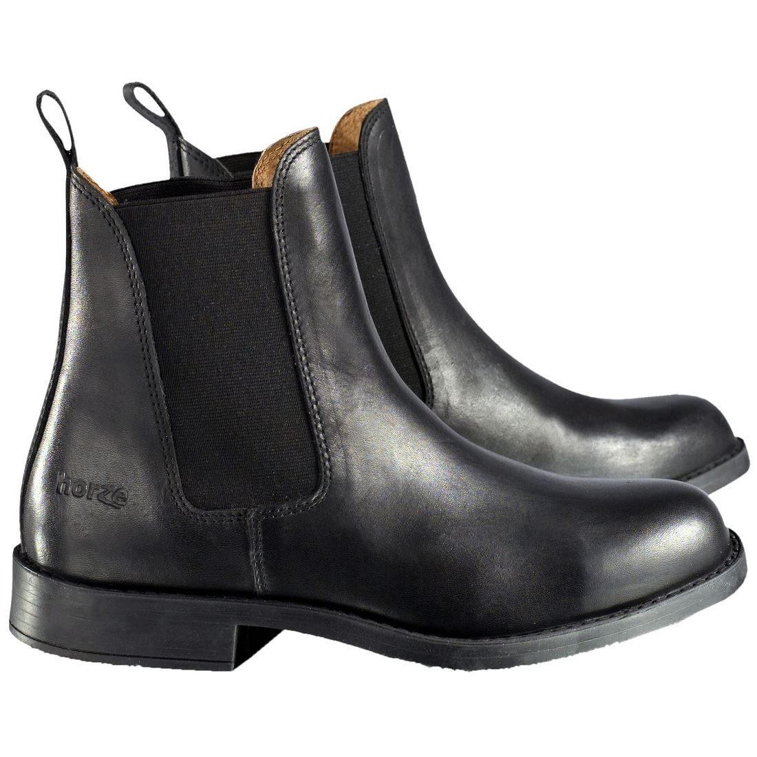 Classic Leather Jodhpur Boots