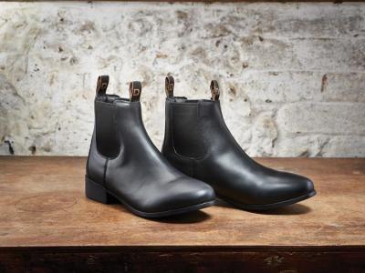Ladies Foundation Jodhpur Boots