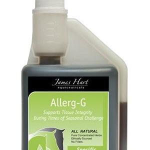 James Hart Allerg-G
