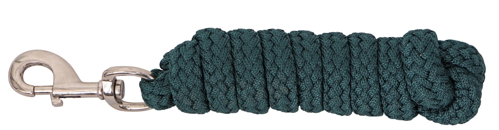 braided lead d green