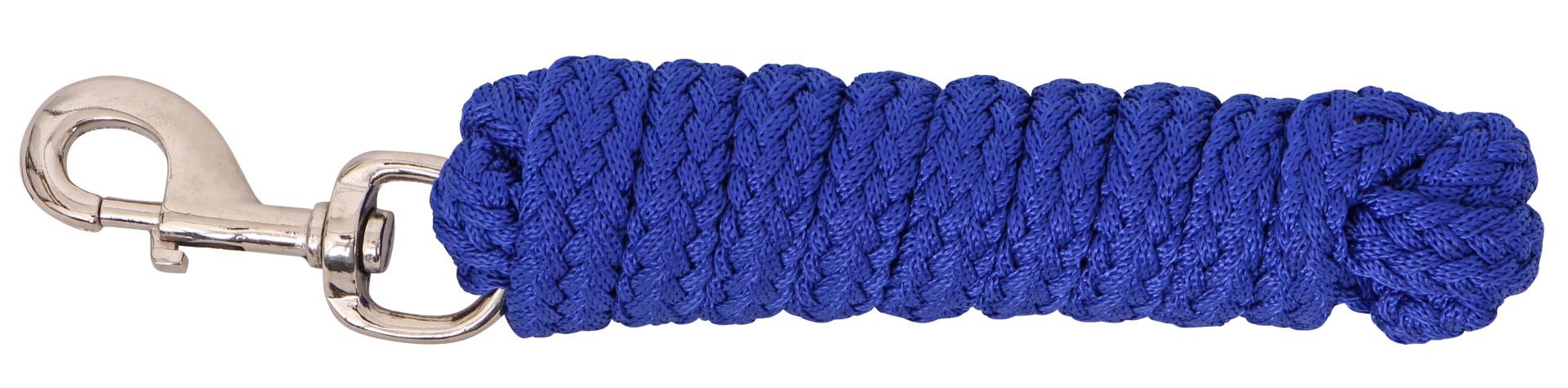 braided lead r blue