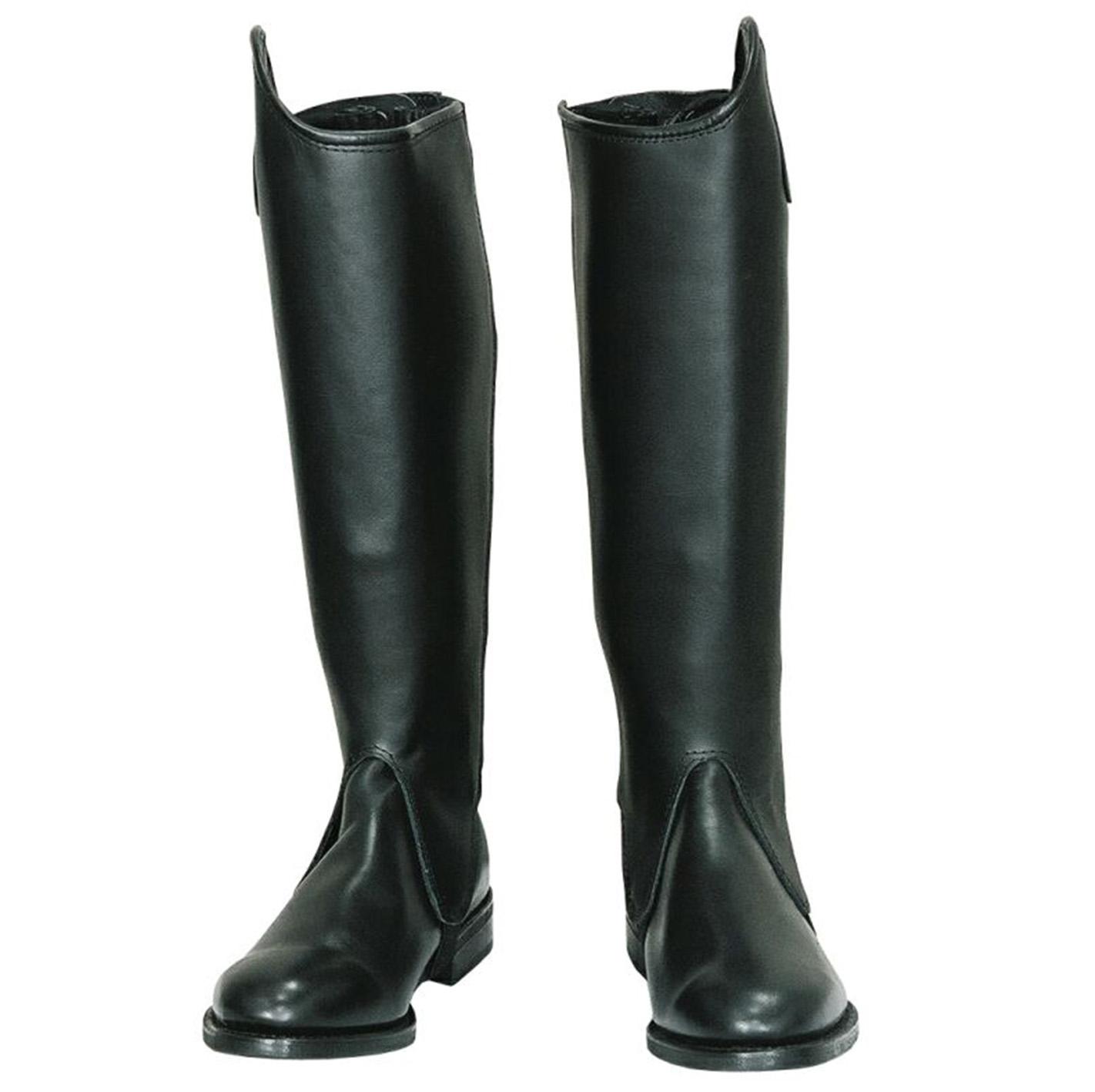 Cavallino Leather Gaiters