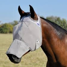 Cool Fly Mask Long Nose