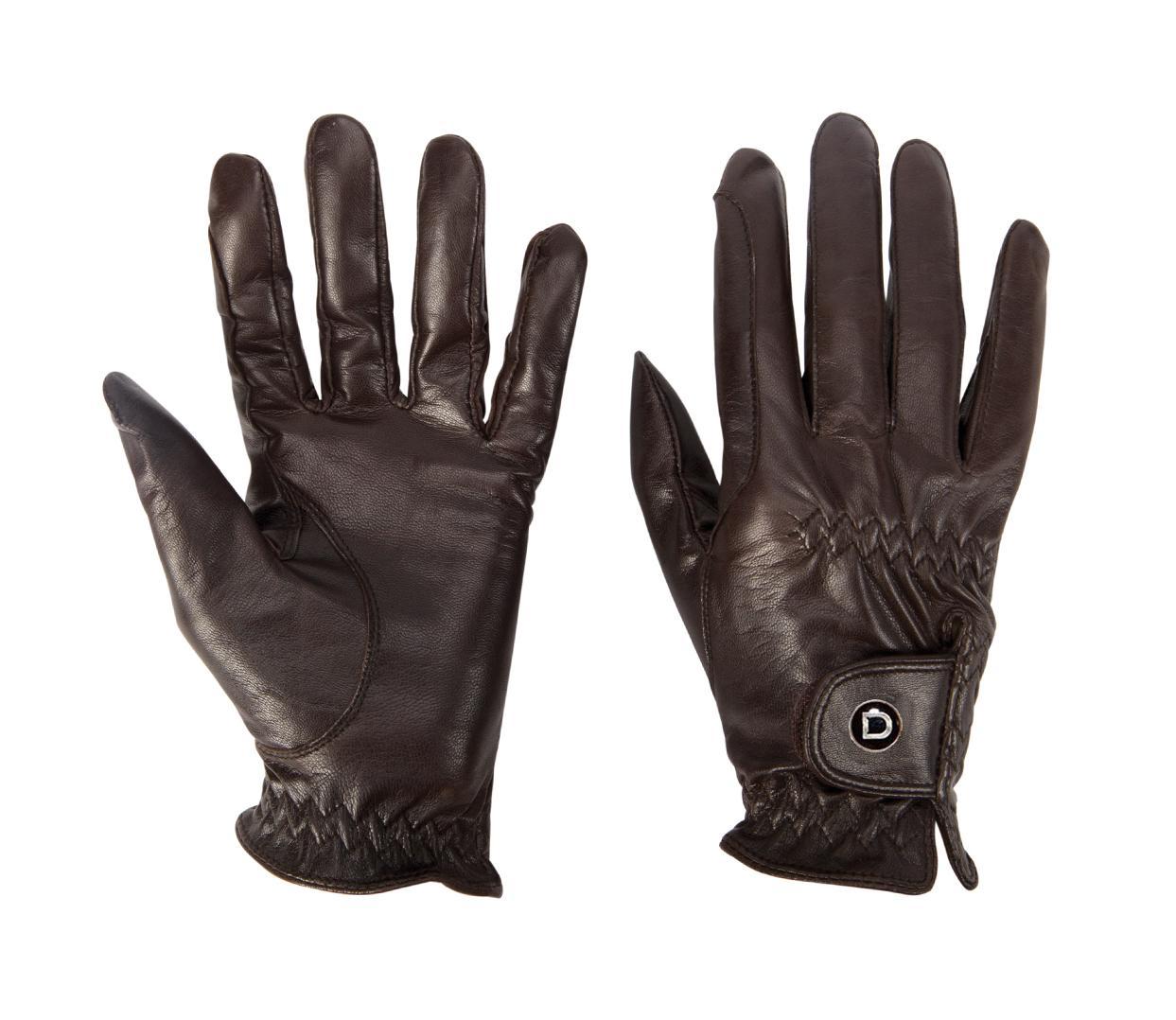 Dublin Show Gloves Brown