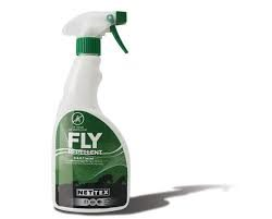 Fly Repellent D.E.E.T. Based