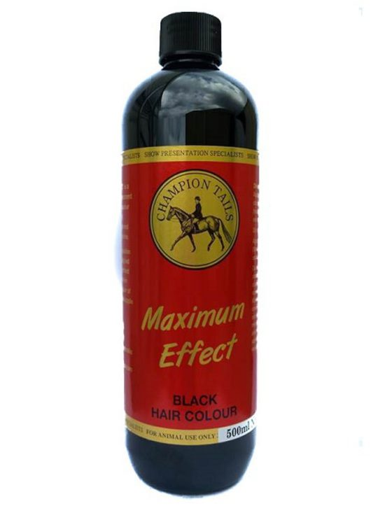 maximum effect hair colour