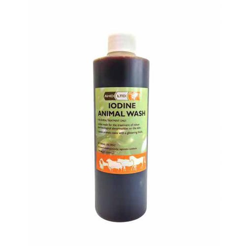 Iodine Animal Wash