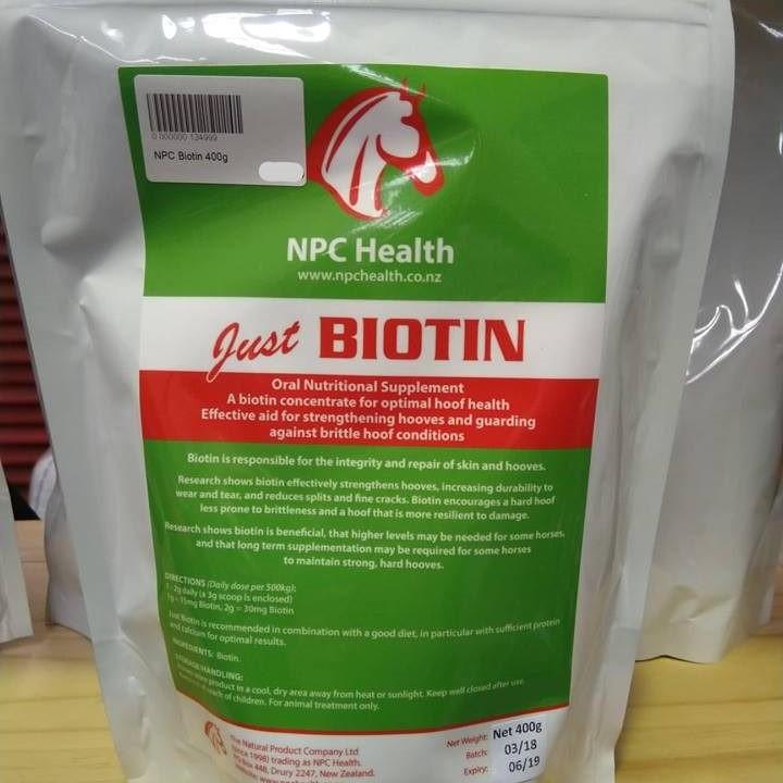 Just Biotin