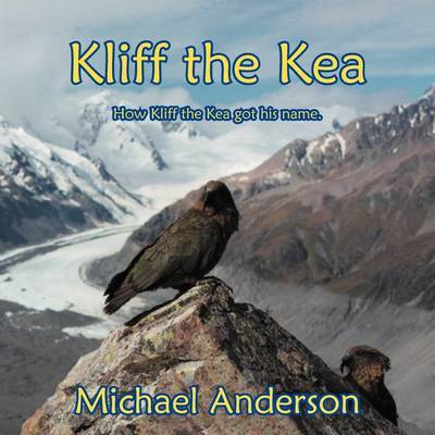 Kliff the Kea
