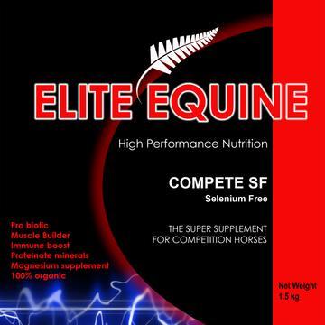 Elite Equine Compete SF (Selinium Free)