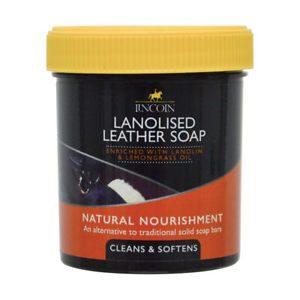 Lanolised Leather Soap