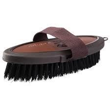 Maddox Leather Body Brush