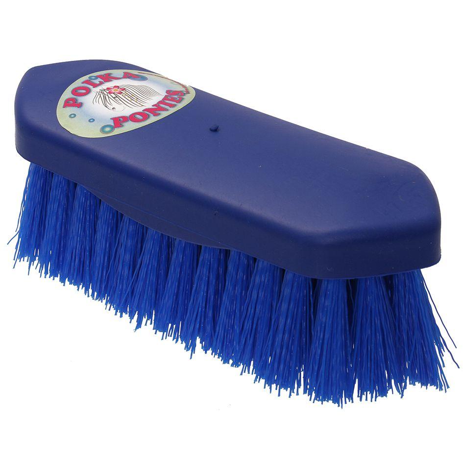 Polka Ponies Dandy Brush Blue