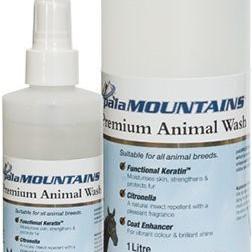 premium animal wash
