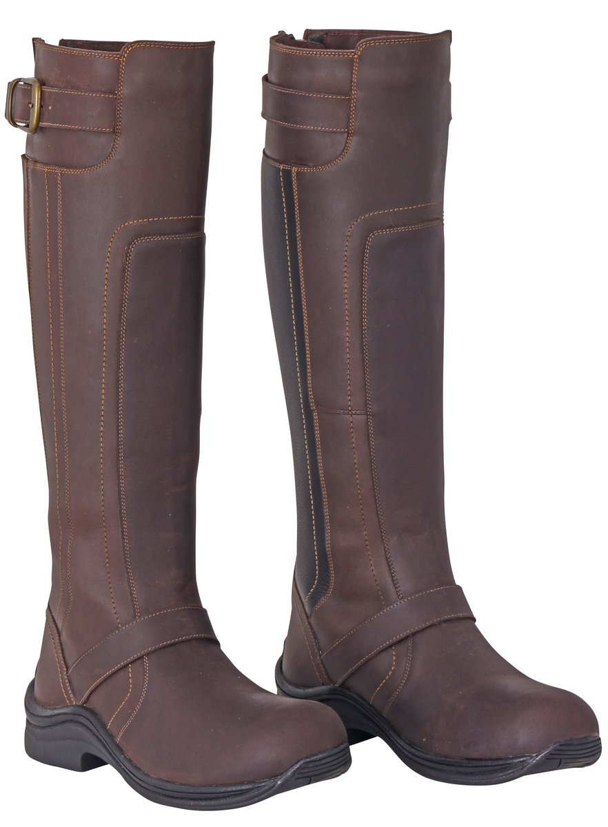 Cavallino Casual Rider Long Boots Brown