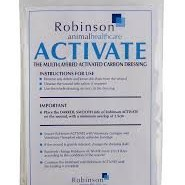 Robinson Activate Carbon Dressing