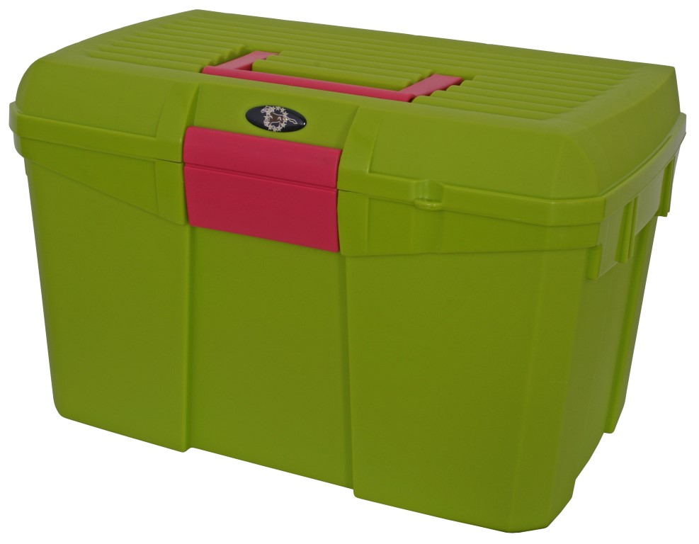 Stackable Grooming Box green