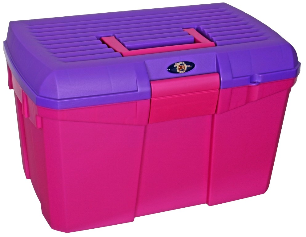 Stackable Grooming Box pink