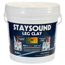 Staysound Leg clay