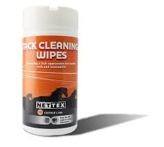 Tack Cleaning Wipes