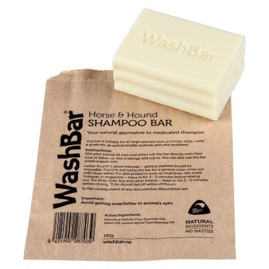 wash bar oil