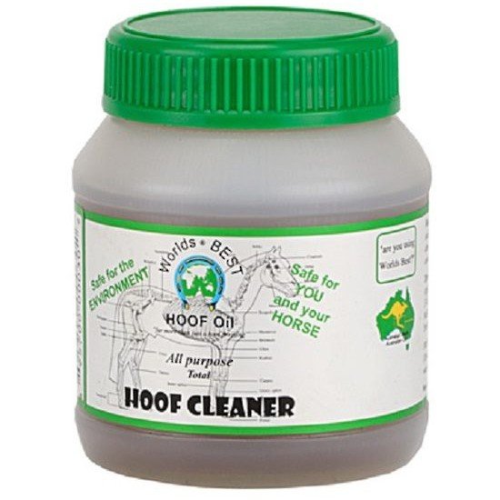 Worlds Best Hoof Oil Hoof Cleane