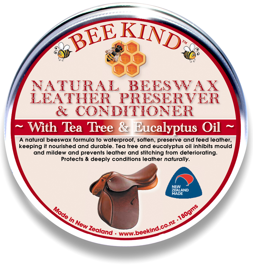 beeswax leather preserver