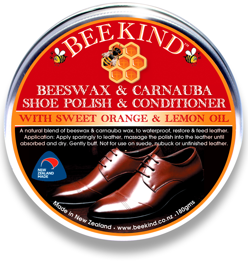 best place special section 100% authentic Beeswax Shoe Polish - The Tack Shack