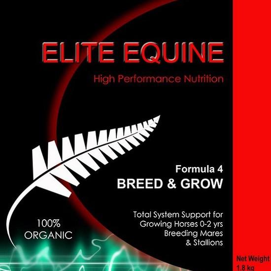Elite Equine Breed