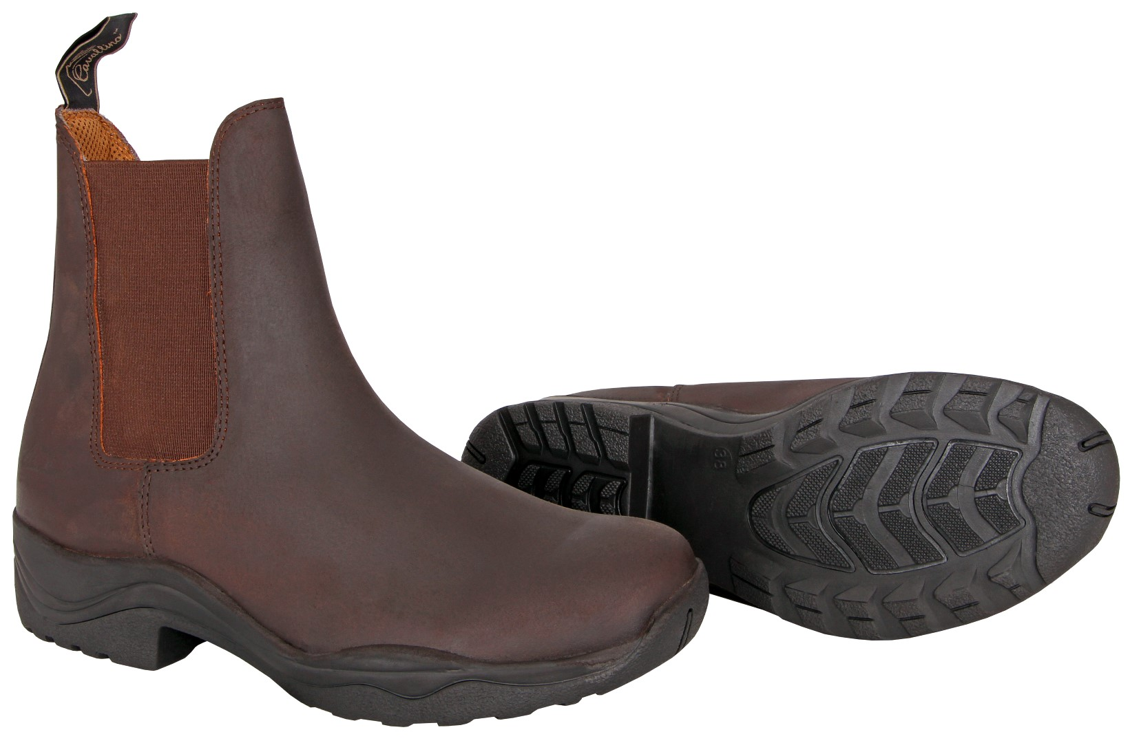 cav stable boot brown