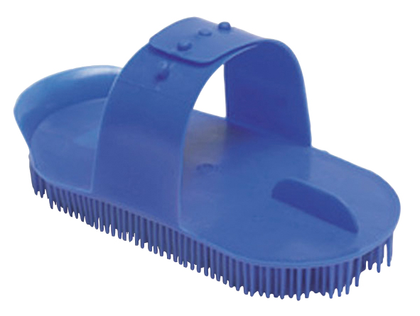 Plastic Sarvis Curry Comb