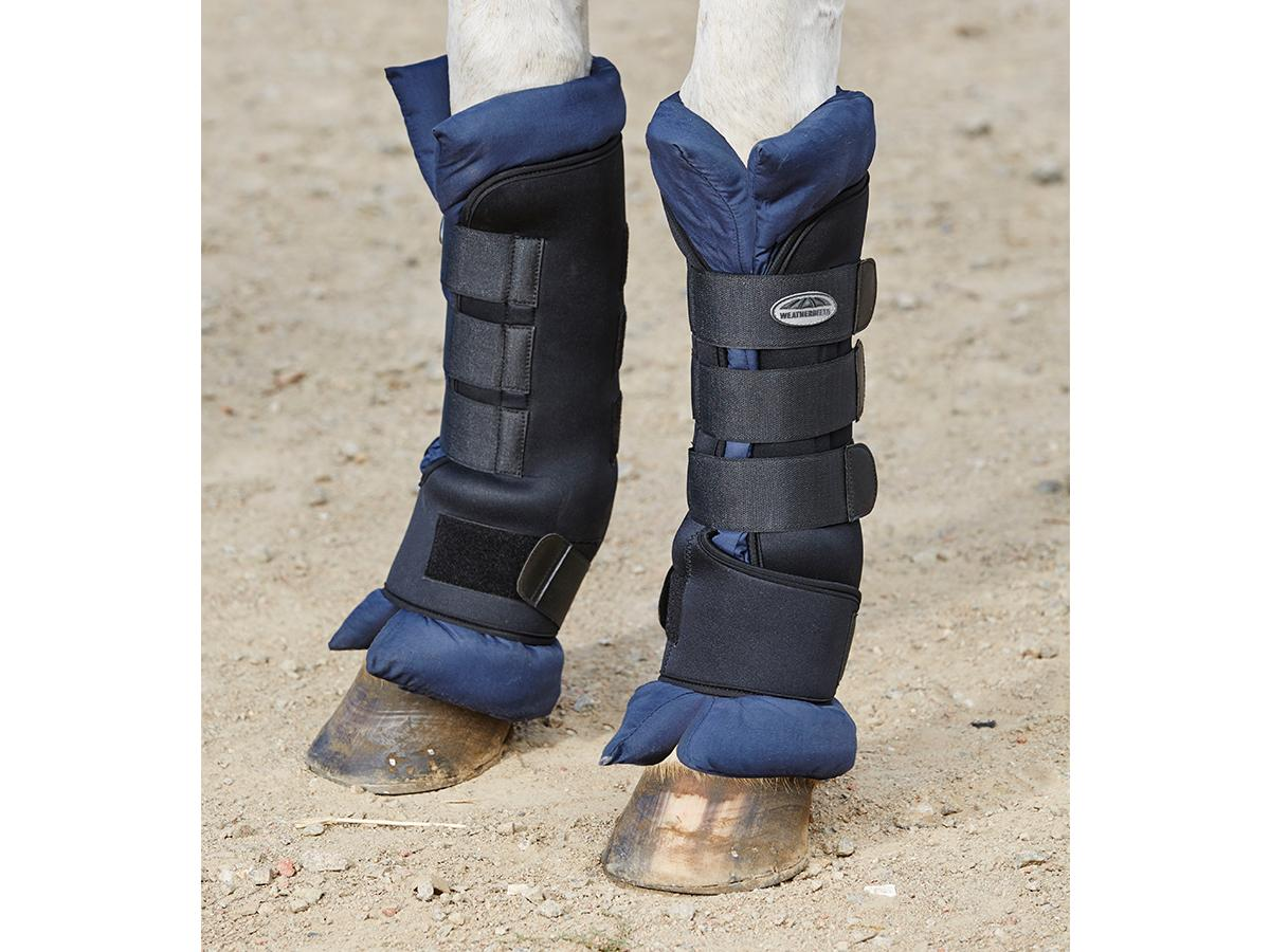 stable boot wrap insert