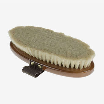 Natural Hair Super Soft Body Brush