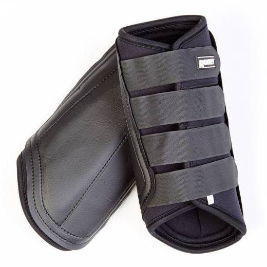 Neoprene Brushing Boots Bl