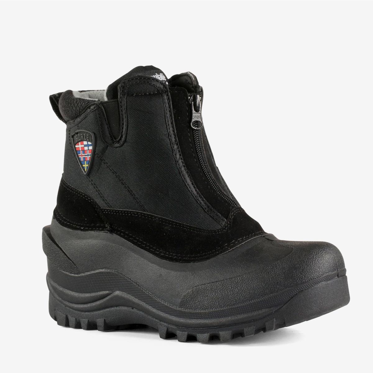 Zip Stable Boots