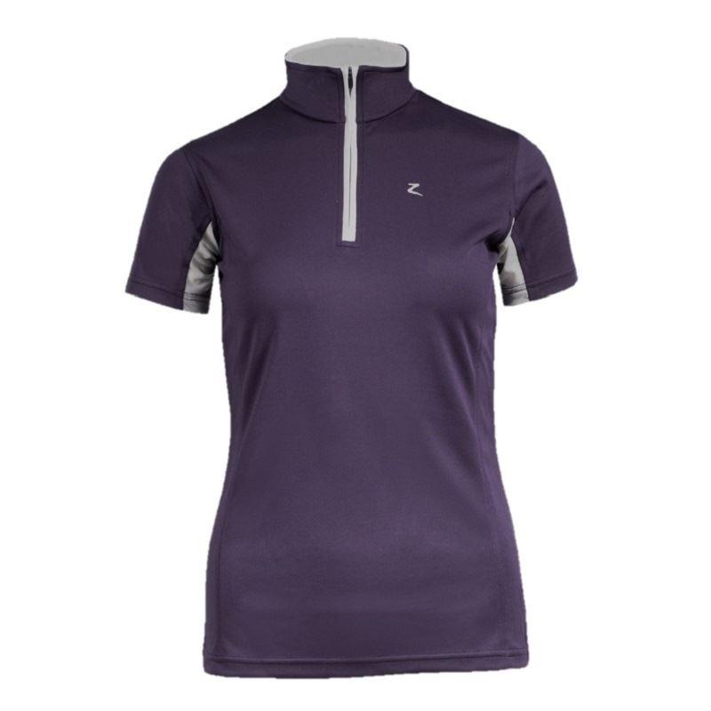 Trista Short Sleeve Ladies' Shirt
