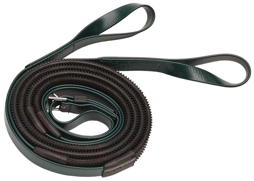 16mm loop end green black