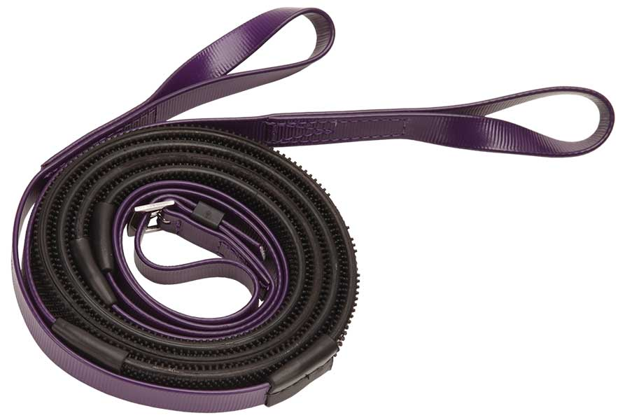 16mm loop end purple black