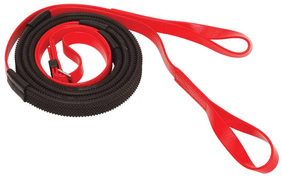 16mm loop end red black
