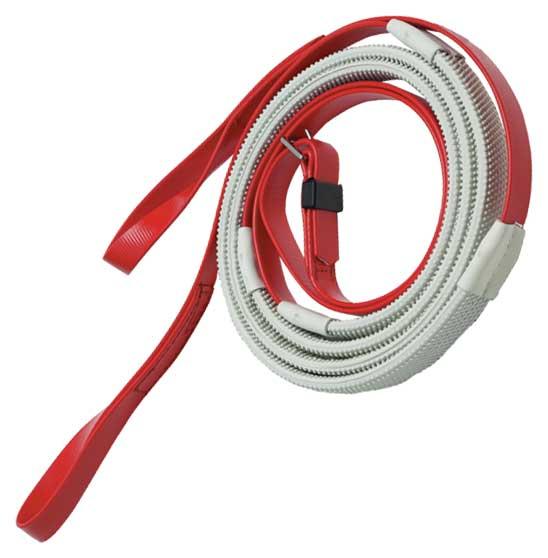 16mm loop end red white