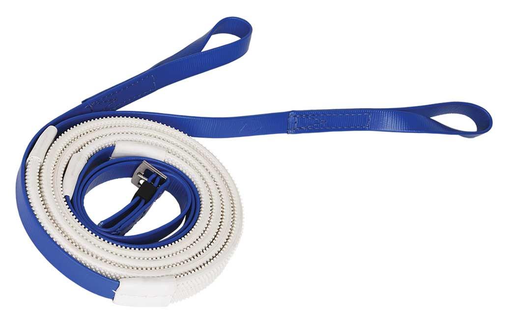 16mm loop end royal white