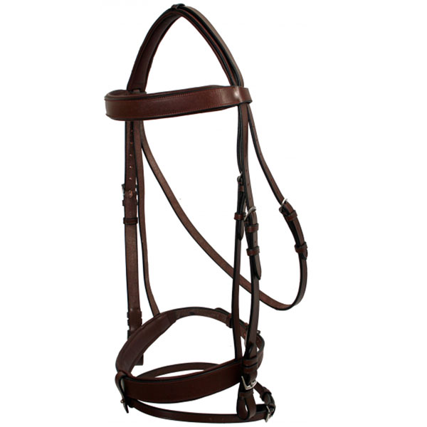Padded Hunt Bridle