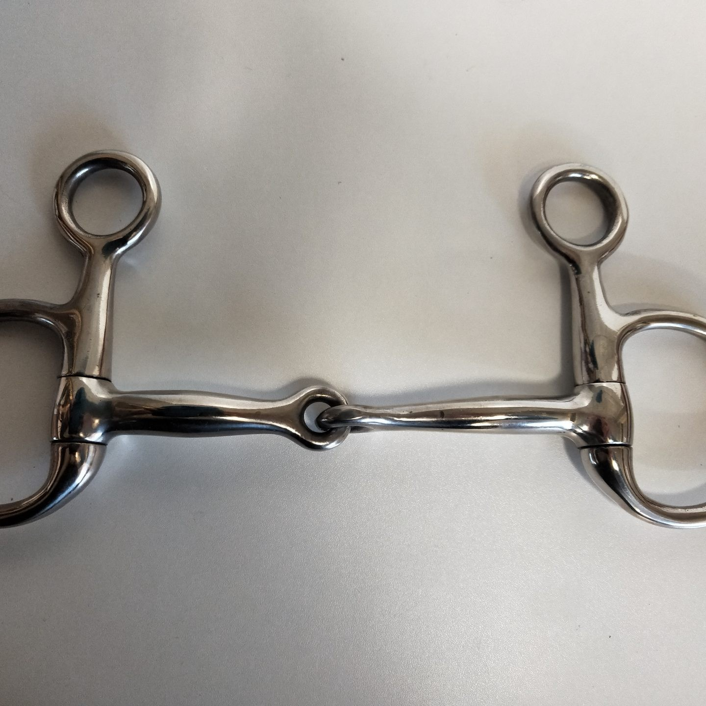 Baucher Half Cheek Snaffle