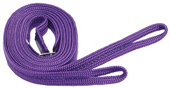 plain nylon reins purpleplain nylon reins purple