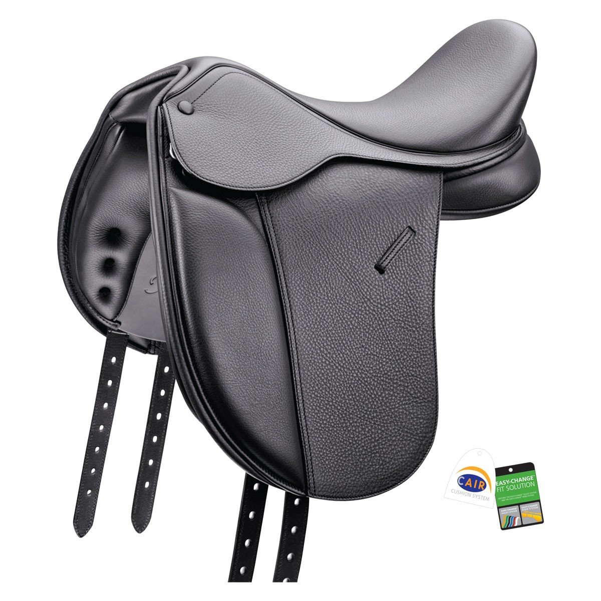 Pony Show Saddle +