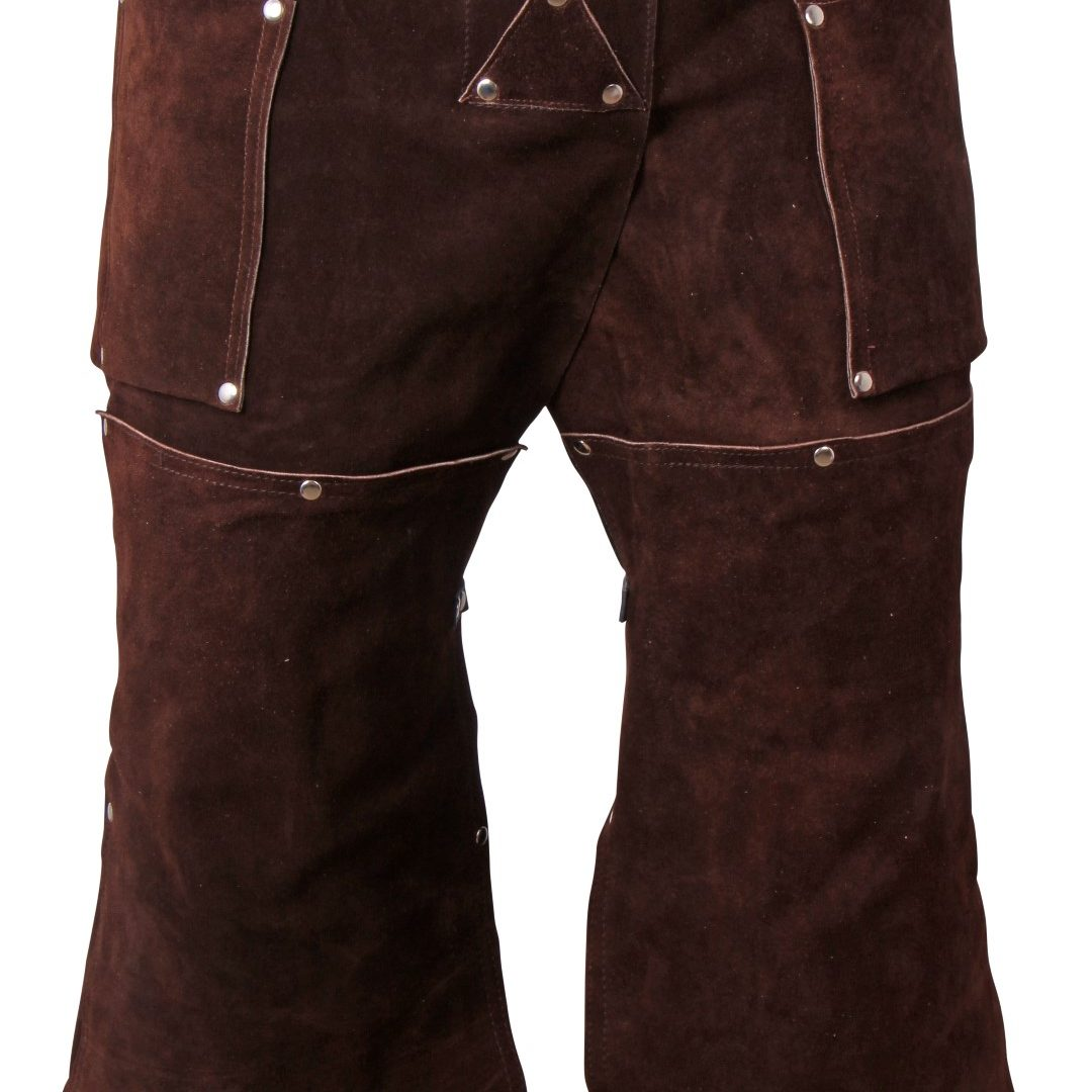 farriers leather chaps