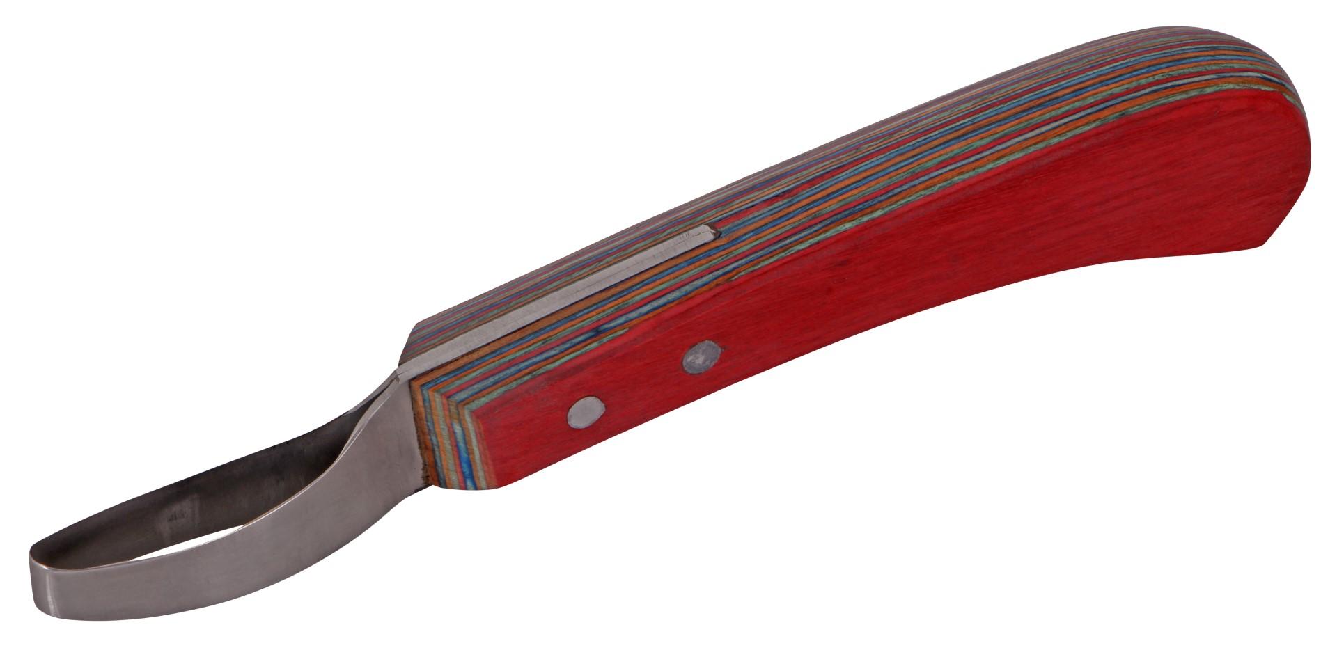 loop knife high carbon